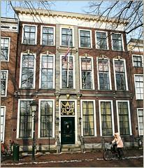 Maison, Havenplein, Zierikzee, Schouwen-Duiveland, Zeelande, Nederland (claude lina) Tags: claudelina nederland hollande paysbas zeeland zierikzee zeelande maison house architecture