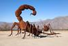 Battleground (KeithJ) Tags: anzoborrego california metalsculpture borregosprongs anzaborrego ricardobreceda desert art