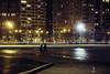 A moment for us (aerojad) Tags: eos canon 80d dslr 2018 spring outdoors city urban chicago streetphotography night nightphotography longexposure slowshutter lakemichigan lsd lakeshoredrive couple beach oakstreetbeach
