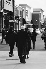 At The Mall (garyprincipato) Tags: blackandwhite bwphotography blackandwhitestreetphotography streetphotographymagazine streetphotography streetphotographers street people pentaxphotographers pentaxk1000photography 35mmfilm bw35mmfilm analogbwphotography analogphotography analogstreetphotography