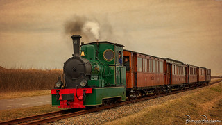 Locomotive 54 Opening season 2018