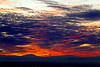 Rising sun (BDFri2012) Tags: sunrise clouds mountains sangorgonio landscape southerncalifornia losangelescounty fiery colorful bonellipark oldgreyback greyback