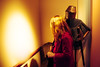 Gateway to another dimension? (Herr Nergal) Tags: fz1000 lumix panasonic saarland museum knight mystic strange seltsam ritter licht öffnung gateway dimension eerie light portal rüstung armor