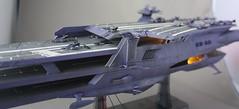 IMG_6778 (ultraviolet08@verizon.net) Tags: guipellon garmillas lambea mutideck carrier rainbow galaxy cluster space battleship yamato 2199 starblazers