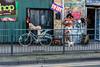 Oooh La La - 2 of 800 (Ian Livesey) Tags: 20180419 liverpool merseyside places streetphotography type bikini dummy street bike