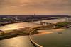 "The bridge ""Zaligebrug"" spanning the ""Spiegelwaal"", a confluence of the river ""Waal"", spanned by the bridge ""De Oversteek"". (Alex-de-Haas) Tags: 24mm altijdnijmegen dji dutch gelderland gelre hdr holland nl nederland nederlands netherlands nijmegen nimwege phantom phantom4 phantom4pro waal aerial aerialphotography air beautiful beauty bridge brug cirrus city drone hemel landscape landschaft landschap lente lucht luchtfotografie mooi oldestcity oudstestad river rivier schoonheid skies sky spring stad town urban water"