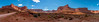 Canyonlands Ultra-wide Panorama (ProPeak Photography - Thanks for 600,000 views!) Tags: america blue blueskies canyon canyonlandsnationalpark cliff clouds famousplace geologicformation green internationallandmark landmark landscape mesa moab nps nationalpark nature northamerica orange panorama path places potashroad promontory red road rocks shafercanyon shaferroad summer texture touristattraction trail travel traveldestination travelandtourism usa unitedstates utah yellow desert ngc