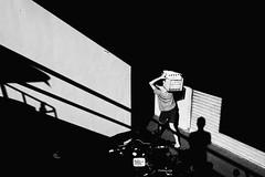 Kargador (Meljoe San Diego) Tags: meljoesandiego ricoh grd4 grdiv streetphotography shadow candid monochrome alaminoscity philippines