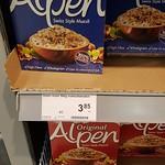 Alpen muesli thumbnail