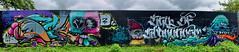 Graffiti 2017 in Mainz-Kastel (pharoahsax) Tags: graffiti mainzkastel mainz kastel wb pmbvw bw hessen süden deutschland kunst art streetart street urban urbanart paint graff wall germany artist legal mural painter painting peinture spraycan spray writer writing artwork tag tags worldgetcolors world get colors artists artcityartists