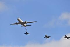 DSC_3844 (@bat1911) Tags: gifuairbase 岐阜基地 航空祭 航空自衛隊 jasdf kc767 f2 f2a f15 f15dj eagle イーグル f4 f4ej phantomii ファントムii japanairselfdefenseforce