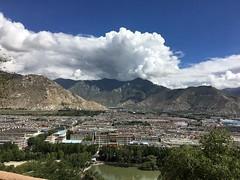 Lhasa city, Tibet