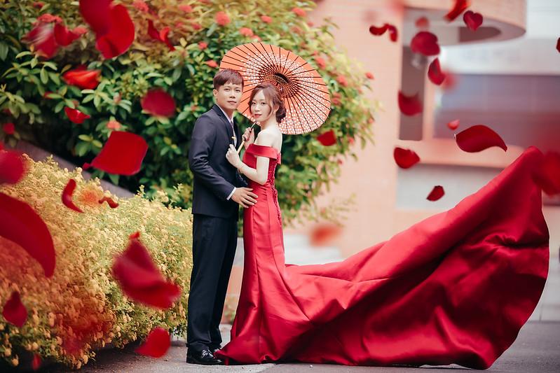 婚禮攝影 [ 璽蓉❤文富] 文定之囍@屏東龍鳳樓婚宴會館
