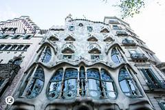 Casa Batllo (Orel Kichigai) Tags: barcelona gaudi casa batllo art architecture crazy fun travel trip