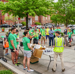 2018.05.06 Vermont Avenue, NW Garden - Work Party, Washington, DC USA 01718