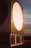 Musée Vasarely3 (laurentbourg07) Tags: argentique nikon fm musée vasarely soir light
