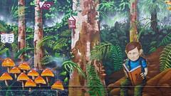 Sirum, Itch & Makatron (colourourcity) Tags: streetart streetartnow graffiti graffitimelbourne burncity awesome colourourcity nofilters melbourne streetartaustralia sirum sirumone sirum1 makatron mikemaka itch byranitch f1c f1 awol alpha efc everfreshcrew wildernesaustralia