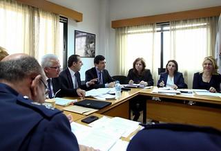 Συνεδρία του Συμβουλίου Οδικής Ασφάλειας