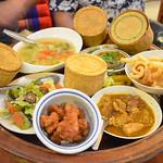 lokale Küche, Thailand