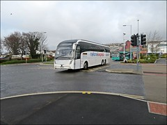Edwards Coaches BV66WPX (welshpete2007) Tags: edwards coaches volvo national express bv66wpx