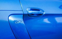 Porsche Cayman GT4 (irvin.nu) Tags: porsche cayman gt4 981c car 38 flatsix active suspension management hans track precision 295 183 canon eos 40d ef50mm f14 usm detail blue blauw