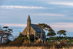 Call to Evensong (algieuk) Tags: churchyard church borth cathedral chapel mosque temple