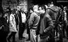 Busy (Henka69) Tags: streetphotography monochrome candid praha prague