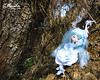 Ellyandrie_62 (zeroyo yasu) Tags: leeke sunny yosd bjd doll jardin étang bois cerf bleu