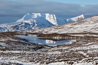 Ben More Coigach and Clar Loch Mor