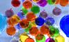 murano bubbles (poludziber1) Tags: street city colorful color italia italy light venice venezia glass murano orange blue travel urban shop