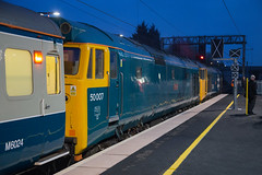 Double dubdub (daveymills31294) Tags: class 50 50007 hercules 50049 defiance alliance birmingham international pathfinder tours cumbrian hoovers