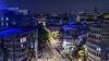 Grenoble (Isère) - France (pascal548) Tags: choseouetat nuit grenoble novotel hotel