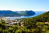 Tisan Koyu (cengizskpl) Tags: turkey mersin tisan tisankoyu island green water sky blue sea akdeniz bay