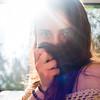 105/365 (Ursule Gaylard) Tags: 365project selfportrait sun woman me girl self selfie light hair