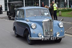 RPF837 Triumph Mayflower (graham19492000) Tags: charitycarrun rpf837 triumph mayflower