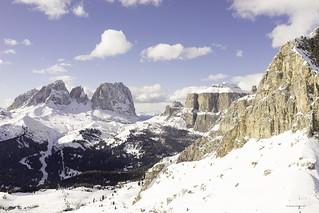 Sasso Lungo      3 181 m   Dolomites