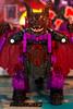 DSC_0969 (Quantum Stalker) Tags: takara hasbro transformers tomy legends destron decepticons headmaster weirdwolf mindwipe skullcruncher crocodile wolf bat transtector japanese clouder doubldealer powermaster titans return