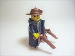 "Mongo Blackheart (Nick ""Nightstalker"") Tags: afol brickwarriors lego saberscorpion brickforge"