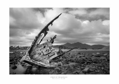 Wreck of the SS Gairloch 1903 (Dominic Scott Photography) Tags: dominicscott newzealand northisland taranaki gairloch wreck shipwreck sony ilce7rm3 gmaster sel1635gm leefilters blackandwhite monotone