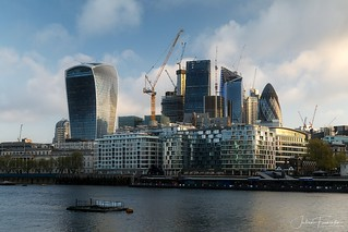 The City, London's Financial District