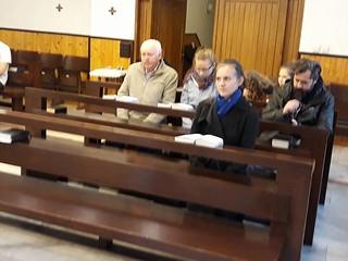 14.10.2017 – przeżywaliśmy warsztaty ewangelizacyjne zakończone wyjściem na ulice i głoszeniem Dobrej Nowiny