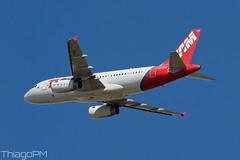 PT-TMG TAM (Thiago Pereira Machado) Tags: pttmg brasilia bsb tam airbus a319132 a319