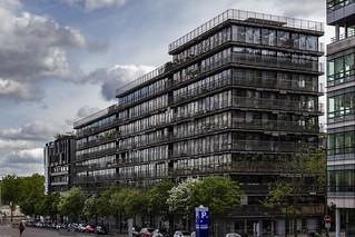 9-19 Rue Emile Durkheim, Paris