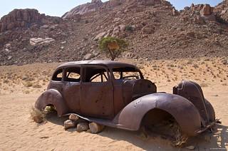 IMGP4302 Wrecked Car