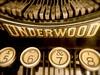 Golden Keys (Pufalump) Tags: macromondays typewriter underwood keys antique macro numbers letters paper old backintheday vintage golden