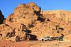 Jeep Tour Wadi Rum (Wild Chroma) Tags: wadi rum desert jeep jordan wadirum rocks sand