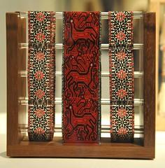 Mexican Textiles Mazahua Embroidery (Teyacapan) Tags: mazahua textiles bordados embroidery mexican edomex museo oaxaca sanfelipesantiago