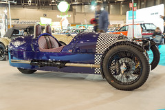 Morgan 3 Wheeler (Miguel Angel Prieto Ciudad) Tags: morgan 3wheeler england motor automotive sony sonyalpha sonyalphadslr