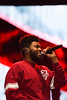 Khalid-15 (dailycollegian) Tags: carolineoconnor khalid upc concert sprin 2018 spring performance crowd students rage hype