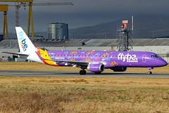 G-FBEJ_08 (GH@BHD) Tags: gfbej embraer erj erj195 be bee flybe erj195200lr welcometoyorkshire bhd egac belfastcityairport airliner aircraft aviation regionaljet logojet specialcolours